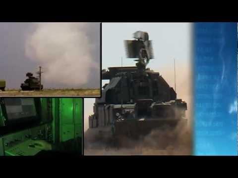 TOR-M2E TOR-M2 SA-15D Gauntlet short range air defense missile system