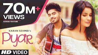 Pyar Karan Sehmbi Full VIDEO SONG | Latest Punjabi Songs 2017 | T-Series Apna Punjab