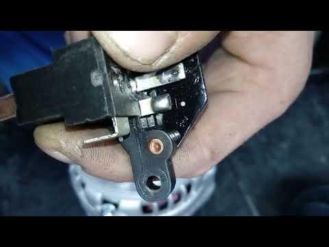 Обзор генератора ВАЗ 2110 на 110А от MEGA AMPER