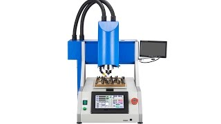 getlinkyoutube.com-Smart IC Grinding Machine for iPhone Main Board iCloud ID unlock CNC Router Engraving