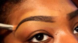 getlinkyoutube.com-The Perfect Eyebrow Tutorial: ft Anastasia Brow Duo