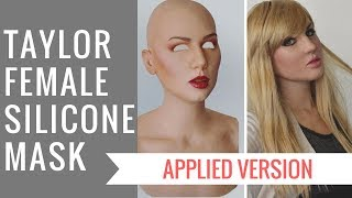 Taylor silicone mask - Appliance version