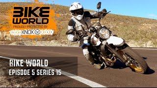Bike World Show: Ducati Desert Sled, Suzuki GSX-S750 & BMW GS Rallye | Episode 5 Series 15