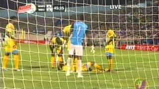 Montego Bay United F.C vs Waterhouse F.C Red Stripe Premier League Finals 2014 PART 2