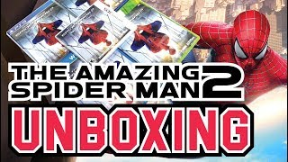 getlinkyoutube.com-The Amazing Spider-Man 2 Unboxing !!