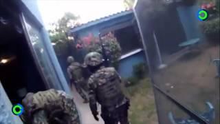 """Así detuvo la Marina al """"Z-50"""" ó """"El talibán"""", líder de Los Zetas"""