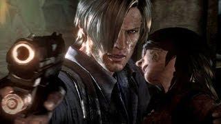 getlinkyoutube.com-Resident Evil 6 Final Boss and Ending: Leon and Helena Campaign (HD)