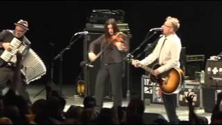 getlinkyoutube.com-Flogging Molly - Drunken Lullabies (Live at the Greek Theatre)