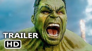 THOR RAGNAROK Official Trailer # 2