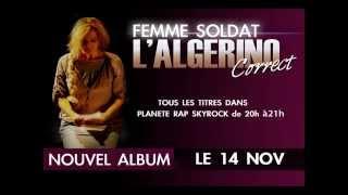 L'algerino - Femme soldat