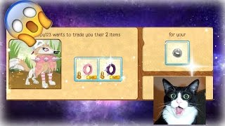 getlinkyoutube.com-Animal Jam | Trading attempts for the Silver Ring! ( arigee 456 )