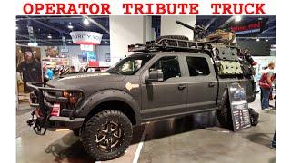 "getlinkyoutube.com-""Operator"" Ford F150 tribute truck :SEMA 2015"