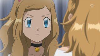 getlinkyoutube.com-Pokémon XY Anime Ep. 60 - Serena(セレナ)'s Sorrowful Haircut......