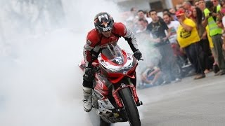 getlinkyoutube.com-Ducati Monster & Panigale /Hyosung Quad-Emilio Zam