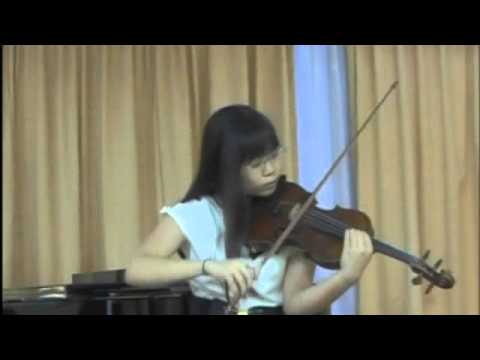Kriesler variations on the theme of Corelli - by Christel Lim SR '12
