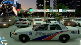 getlinkyoutube.com-Forza Horizon 3 GoPro Police Open Lobby Cruise/Drifting/King