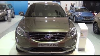 [Volvo XC60 D5 AT AWD Exterior and Interior in Full 3D HD]