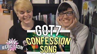 getlinkyoutube.com-GOT7 - CONFESSION SONG (고백송) ★ MV REACTION