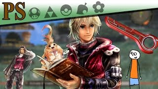 getlinkyoutube.com-Smash Bros Wii U/3DS - Origins of Shulk's Moves