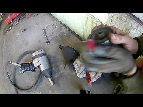 Таврия - Замена подушки двигателя