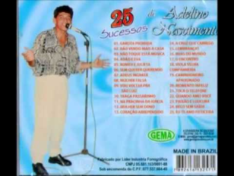 Adelino Nascimento 25 Sucessos (2003)     (Completo)