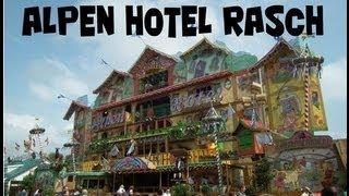 getlinkyoutube.com-Alpen Hotel Rasch Walktrough, Hamburg Sommerdom