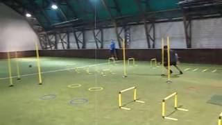 getlinkyoutube.com-SOCCER Coordination SAQ Ball