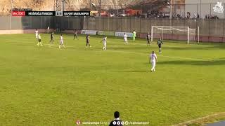 Hekimoğlu Trabzon 0-5 Yılport Samsunspor maç özeti
