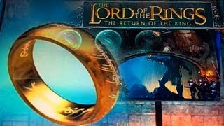 getlinkyoutube.com-*NEW* - Lord of the Rings - Return of the King Slot Machine Bonus - FIRST LOOK