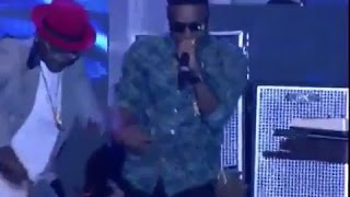 Reekado Banks, Korede Bello, Kiss Daniel, Lil Kesh Perform at Rhythm Unplugged 2015