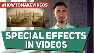How to make special effects in videos? | Movavi Video Editor