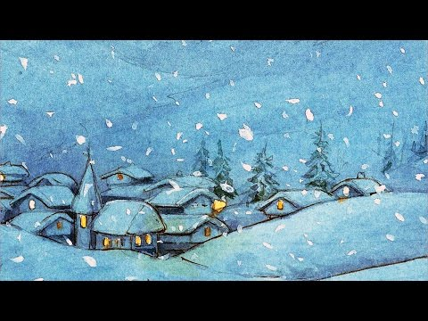 Petits Flocons Blancs - YourKidTv