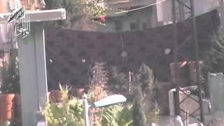 getlinkyoutube.com-ـ(لواء*الحق)ـ قنص شبيحة من كلاب بشار في باب تدمر - حمص