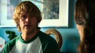 getlinkyoutube.com-NCIS Los Angeles 7×04 - Densi Kiss