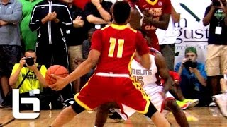getlinkyoutube.com-Isaiah Briscoe Is Straight NASTY! The #1 Point Guard In 2015 Official Mixtape!