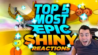 getlinkyoutube.com-TOP 5 MOST EPIC SHINY POKEMON REACTIONS EVER! w/ aDrive Pokemon ORAS and More!