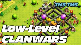 getlinkyoutube.com-Clash of Clans - TH4, TH5, TH6 Clanwars - How to 3-Star!
