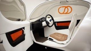 getlinkyoutube.com-Lit Motors' C-1: A 2-wheel car? Or untippable motorcycle?