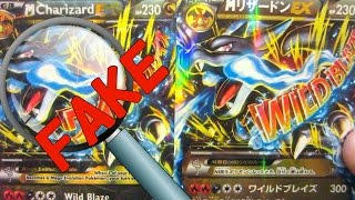 How to Spot or Identify Fake Pokemon Cards 2015