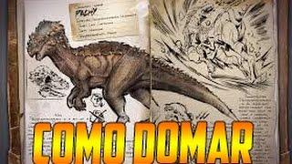getlinkyoutube.com-COMO DOMAR PACHY O BODE PRIMITIVO - ARK SURVIVAL EVOLVED #16