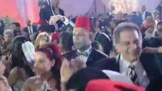 getlinkyoutube.com-اتفرج على رقص سمية الخشاب وايهاب توفيق فى فرح بنت فيفى عبده