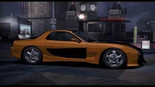 getlinkyoutube.com-Need for Speed Carbon - Tokyo Drift Cars