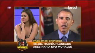 getlinkyoutube.com-Estados Unidos habría planeado matar a Evo Morales