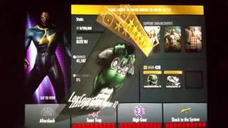 getlinkyoutube.com-Injustice Mobile GLITCHED Gear Cards??