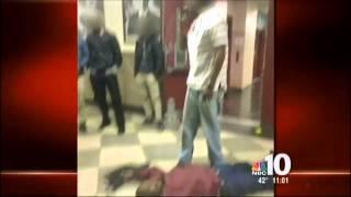 getlinkyoutube.com-Student Knocks-Out School Teacher