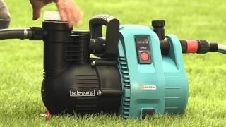 GARDENA Bewässerung   Garten-, Tauch-Druck- & Regenfasspumpe