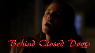 "getlinkyoutube.com-MORE Lost Girl Love Scenes ""Behind Closed Doors"" Lesbian"