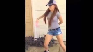 getlinkyoutube.com-#hit the quan who said a white girl cant dance