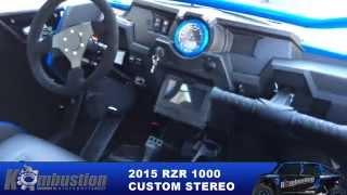 getlinkyoutube.com-2015 RZR 1000 Stereo