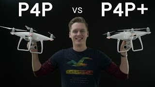 getlinkyoutube.com-DJI Phantom 4 Pro vs DJI Phantom 4 Pro+ | Comparison